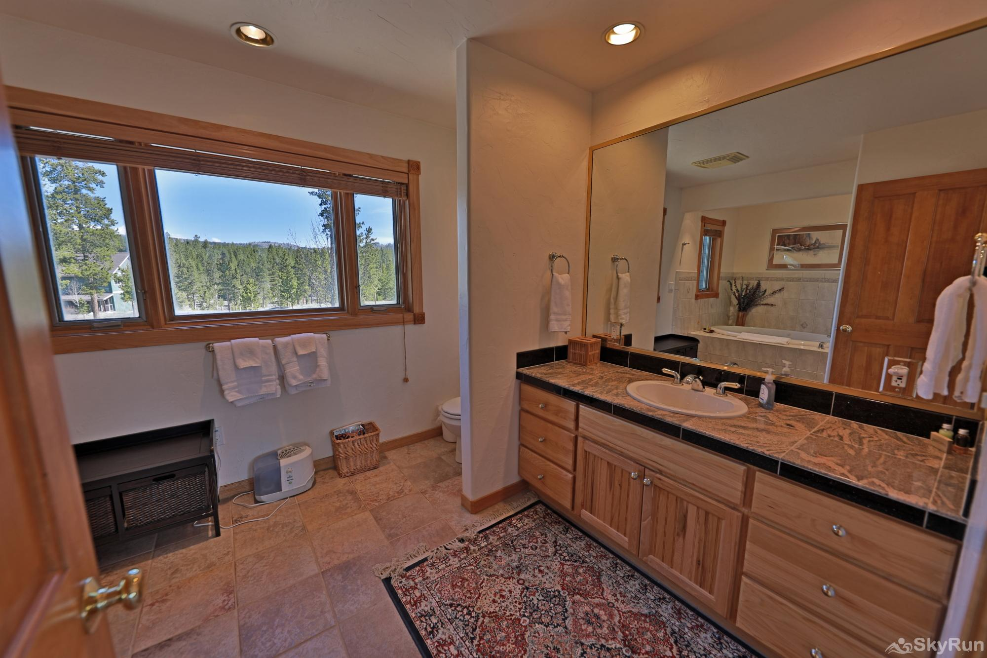 Mountain Peak Master Bath