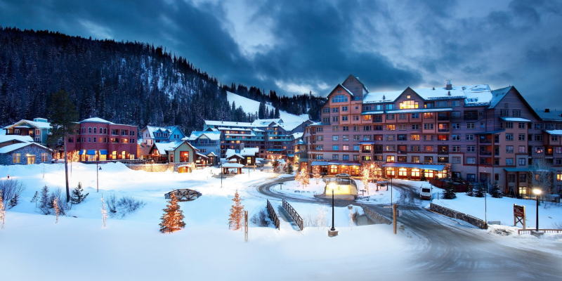 Lodging, lift tickets, rentals, lessons and transfers